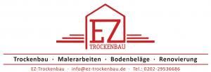 Logo EZ-Trockenbau, Enver Zuka